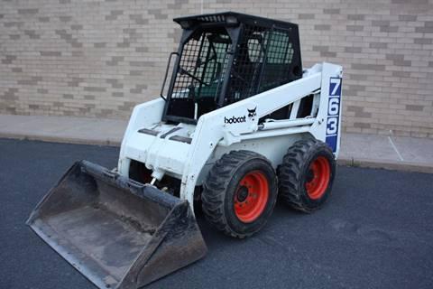 1996 Bobcat 763