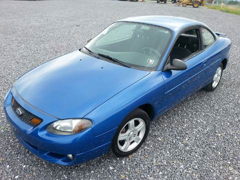 2003 Ford Escort For Sale - Carsforsale.com