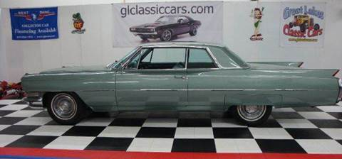 1964 Cadillac DeVille for sale at Great Lakes Classic Cars & Detail Shop in Hilton NY