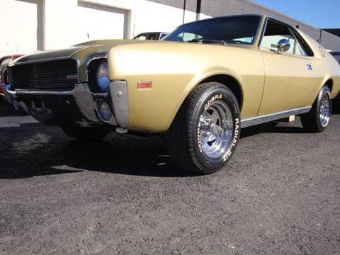 1968 AMC AMX 390 for sale at Great Lakes Classic Cars in Hilton NY