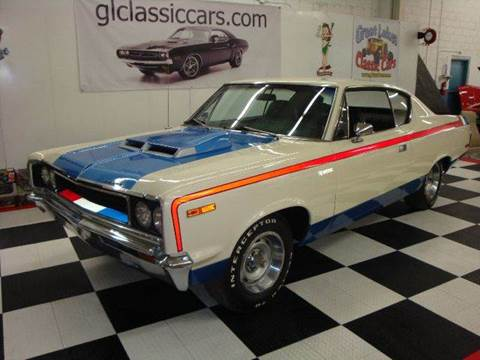 1970 AMC REBEL MACHINE for sale at Great Lakes Classic Cars & Detail Shop in Hilton NY