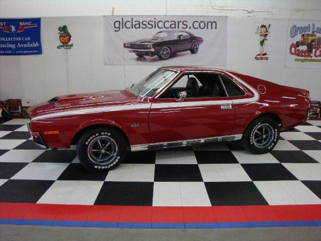 1970 AMC AMX 390 for sale at Great Lakes Classic Cars & Detail Shop in Hilton NY