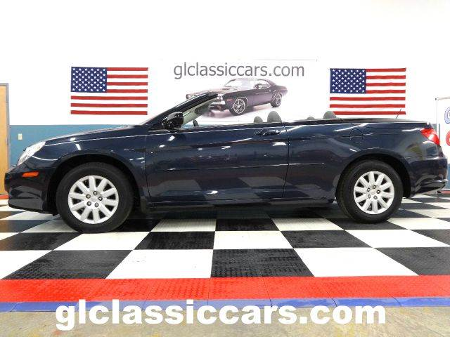 2008 Chrysler Sebring for sale at Great Lakes Classic Cars & Detail Shop in Hilton NY