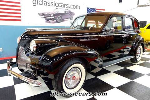 1939 Buick 40 Special for sale at Great Lakes Classic Cars & Detail Shop in Hilton NY
