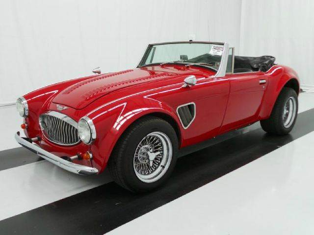 1960 Austin-Healey Sprite MKIII for sale at Great Lakes Classic Cars in Hilton NY
