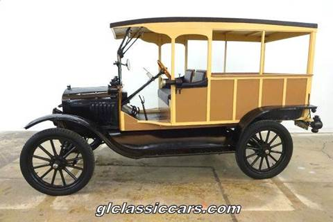 1916 Ford Model T for sale at Great Lakes Classic Cars in Hilton NY