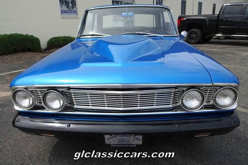 1964 Ford Fairlane Thunderbolt Clone In Hilton NY - Great