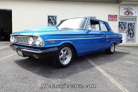 1964 Ford Fairlane for sale at Great Lakes Classic Cars & Detail Shop in Hilton NY