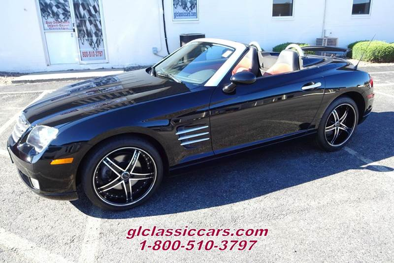 2005 Chrysler Crossfire for sale at Great Lakes Classic Cars & Detail Shop in Hilton NY