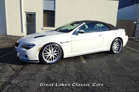2008 BMW M6 for sale at Great Lakes Classic Cars in Hilton NY