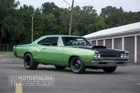 1969 Dodge Super Bee for sale at Great Lakes Classic Cars & Detail Shop in Hilton NY