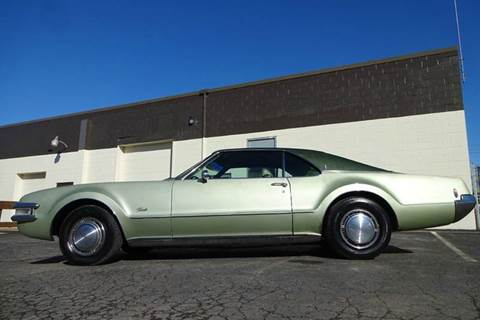 1969 Oldsmobile Toronado for sale at Great Lakes Classic Cars & Detail Shop in Hilton NY