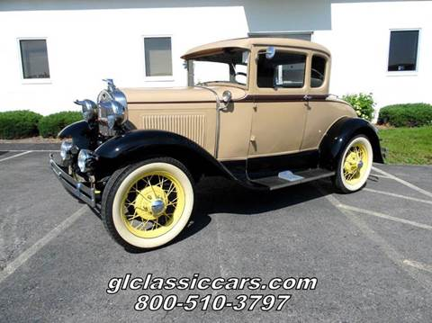 1930 Ford Model A for sale at Great Lakes Classic Cars in Hilton NY
