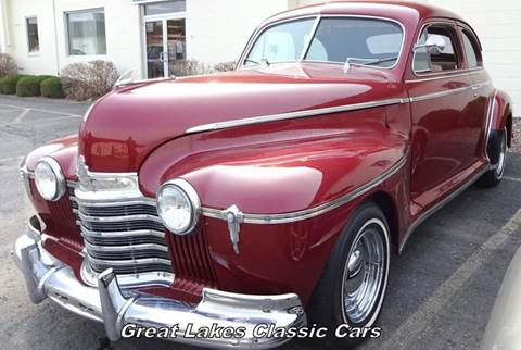 1941 Oldsmobile Ninety-Eight for sale at Great Lakes Classic Cars in Hilton NY