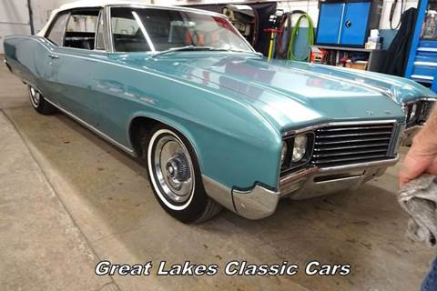 1967 Buick Electra for sale at Great Lakes Classic Cars in Hilton NY