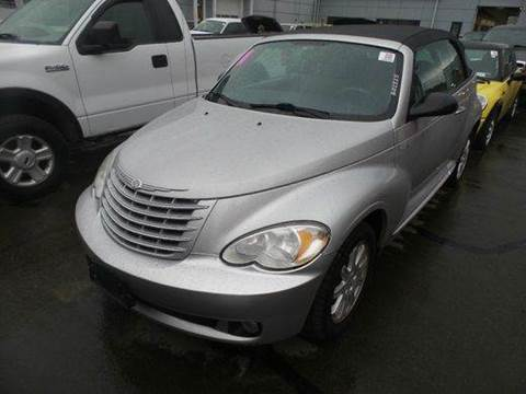 2006 Chrysler PT Cruiser for sale at Great Lakes Classic Cars & Detail Shop in Hilton NY