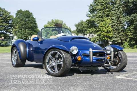 1997 Panoz AIV Roadster for sale at Great Lakes Classic Cars in Hilton NY