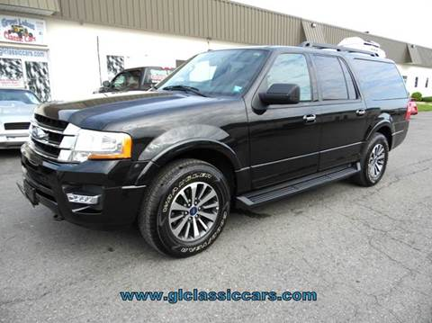2015 Ford Expedition EL for sale at Great Lakes Classic Cars in Hilton NY