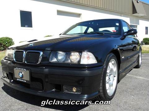 1999 BMW M3 for sale at Great Lakes Classic Cars in Hilton NY