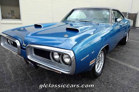 1970 Dodge Coronet for sale at Great Lakes Classic Cars & Detail Shop in Hilton NY