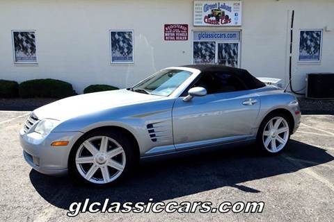 2005 Chrysler Crossfire for sale at Great Lakes Classic Cars in Hilton NY