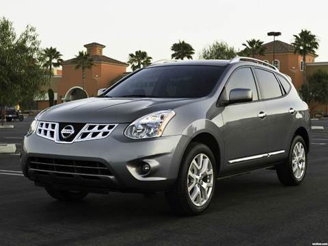 2010 Nissan Rogue for sale at Great Lakes Classic Cars & Detail Shop in Hilton NY