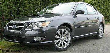 2008 Subaru Legacy for sale at Great Lakes Classic Cars & Detail Shop in Hilton NY