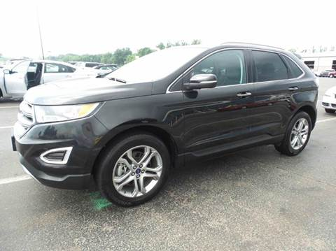 2015 Ford Edge for sale at Great Lakes Classic Cars in Hilton NY