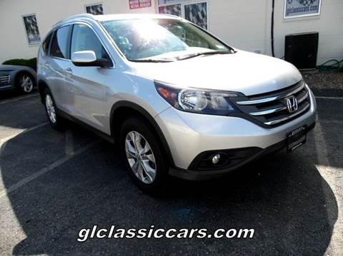 2012 Honda CR-V for sale at Great Lakes Classic Cars in Hilton NY