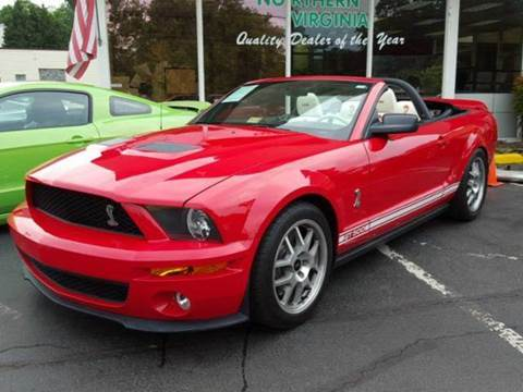 2009 Ford Shelby GT500 for sale at Great Lakes Classic Cars in Hilton NY