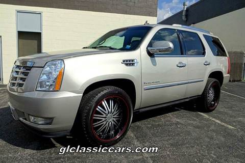 2008 Cadillac Escalade for sale at Great Lakes Classic Cars in Hilton NY
