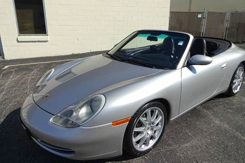 2000 Porsche 911 for sale at Great Lakes Classic Cars in Hilton NY