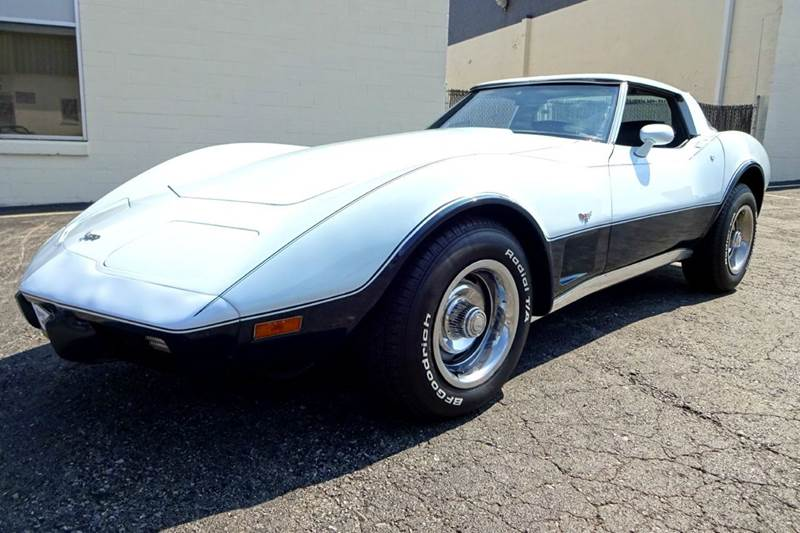 1979 chevrolet corvette stingray in hilton ny great lakes classic cars