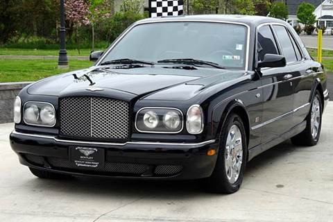 2001 Bentley Arnage for sale at Great Lakes Classic Cars in Hilton NY