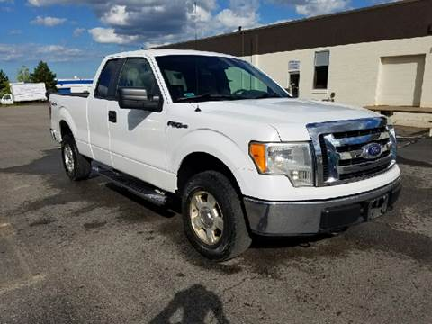 2009 Ford F-150 for sale at Great Lakes Classic Cars in Hilton NY