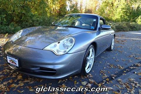 2003 Porsche 911 Carrera for sale at Great Lakes Classic Cars in Hilton NY