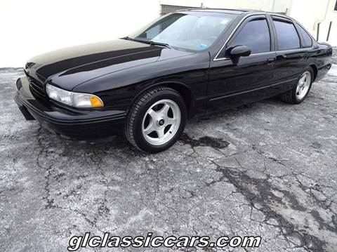 1994 Chevrolet Impala for sale at Great Lakes Classic Cars & Detail Shop in Hilton NY
