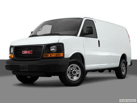 2015 GMC Savana Cargo for sale at Great Lakes Classic Cars & Detail Shop in Hilton NY