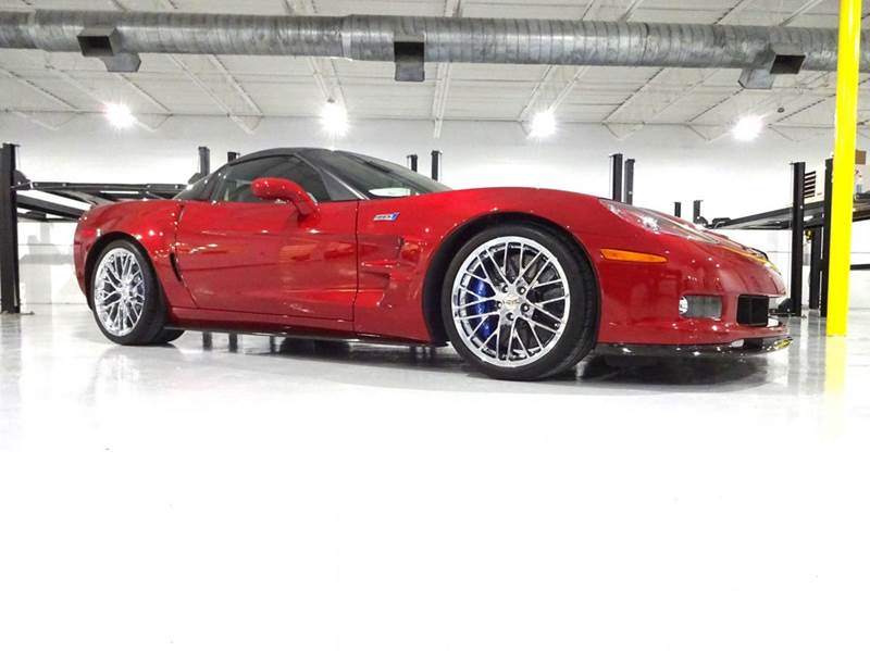 2010 Chevrolet Corvette ZR1 2dr Coupe W/ 3ZR   Hilton NY