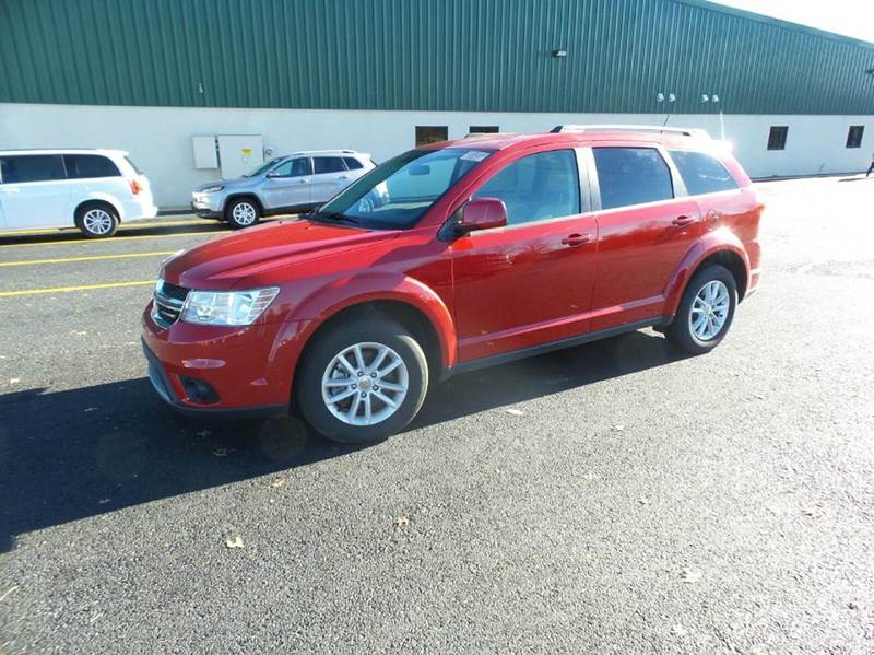 2016 Dodge Journey for sale at Great Lakes Classic Cars & Detail Shop in Hilton NY