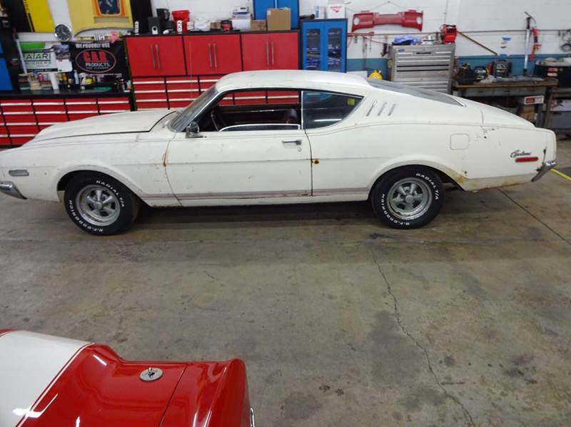 1968 Mercury Cyclone for sale at Great Lakes Classic Cars & Detail Shop in Hilton NY