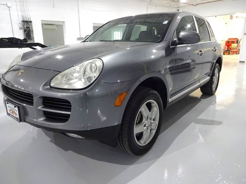 2004 Porsche Cayenne for sale at Great Lakes Classic Cars & Detail Shop in Hilton NY