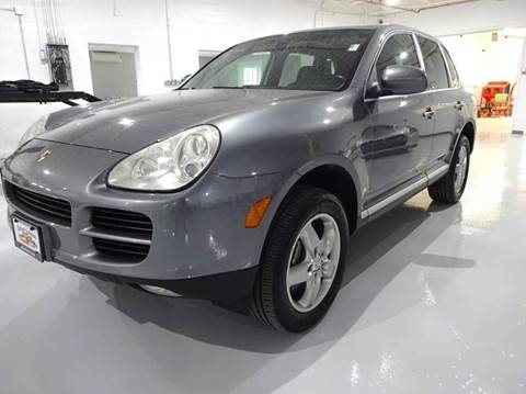 2004 Porsche Cayenne for sale at Great Lakes Classic Cars in Hilton NY