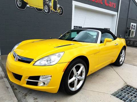 2008 Saturn SKY for sale at Great Lakes Classic Cars & Detail Shop in Hilton NY
