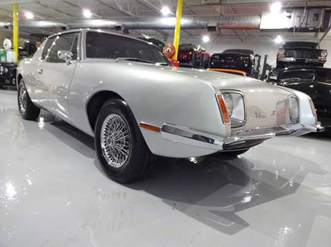 1982 Studebaker Avanti for sale at Great Lakes Classic Cars in Hilton NY