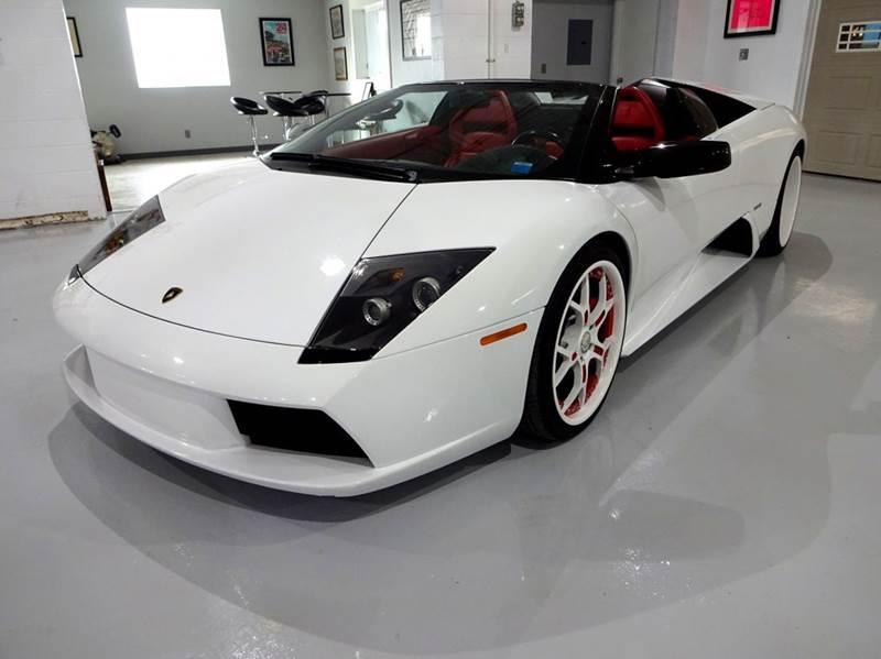 2006 Lamborghini Murcielago Awd 2dr Convertible In Hilton Ny Great