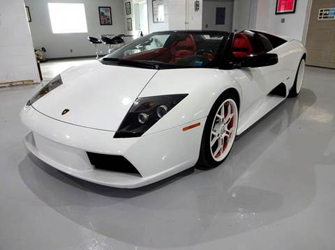 2006 Lamborghini Murcielago for sale at Great Lakes Classic Cars in Hilton NY