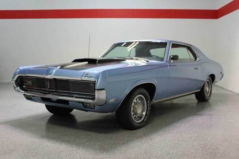 1969 Mercury Cougar for sale at Great Lakes Classic Cars & Detail Shop in Hilton NY