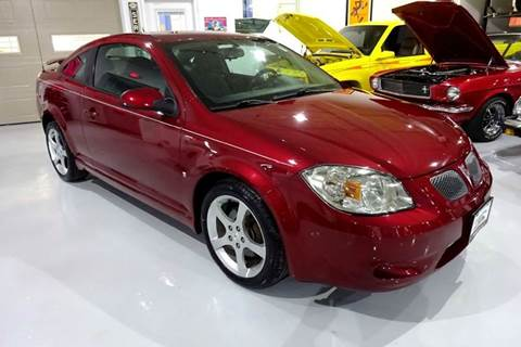 2008 Pontiac G5 for sale at Great Lakes Classic Cars & Detail Shop in Hilton NY
