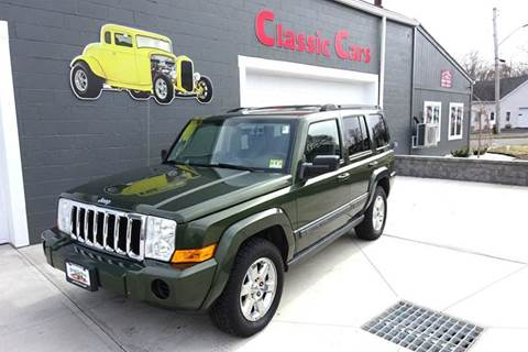 2007 Jeep Commander for sale at Great Lakes Classic Cars in Hilton NY